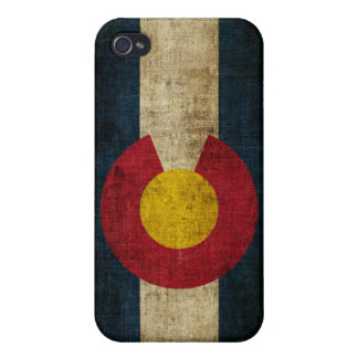 Colorado Flag Case For The iPhone 4