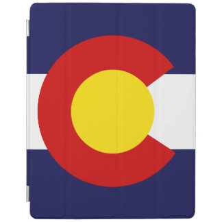 COLORADO FLAG iPad COVER