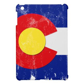 Colorado Flag Distressed Case For The iPad Mini