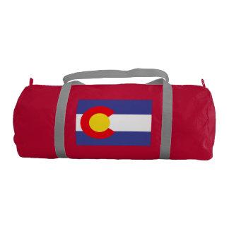 COLORADO Flag Gym Duffel Bag