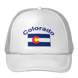Colorado Flag Mesh Hat