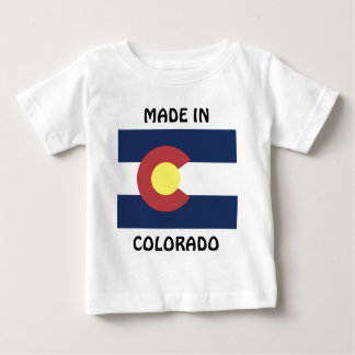 Colorado Flag Infant T-Shirt