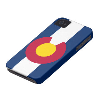 Colorado Flag iPhone 4 Case