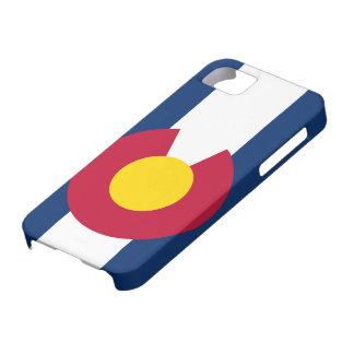 Colorado Flag  iPhone 5 Barely Case