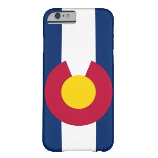 Colorado Flag iPhone 6 case