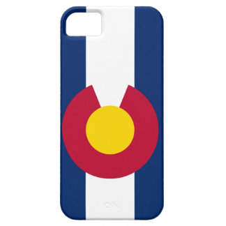 Colorado Flag iPhone Case iPhone 5 Cover