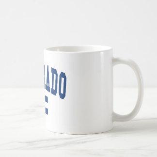 Colorado Flag Coffee Mugs