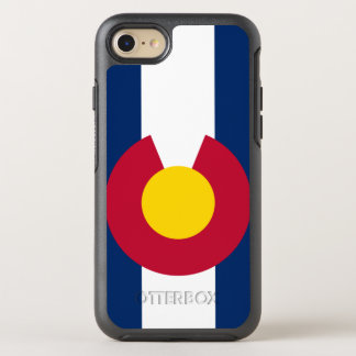 Colorado flag Otterbox Symmetry Iphone 7 Case