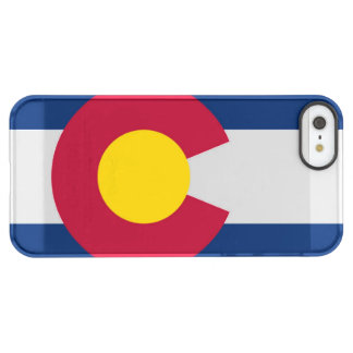 Colorado flag permafrost® iPhone SE/5/5s case