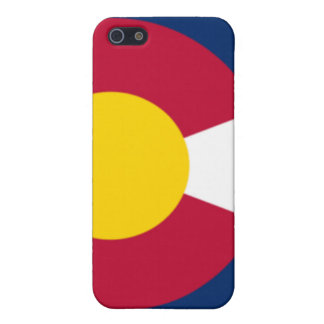 Colorado Flag Phone Case Case For The iPhone 5