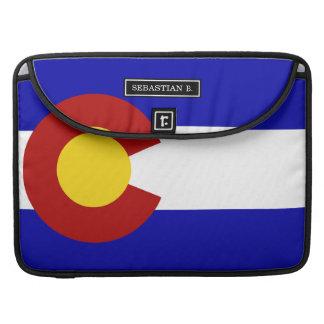 Colorado flag sleeve for MacBooks