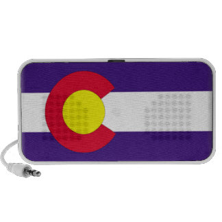 Colorado Flag Speakers