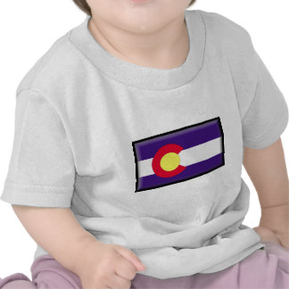 Colorado Flag Tees
