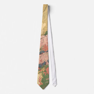 Colorado Geological Map Tie