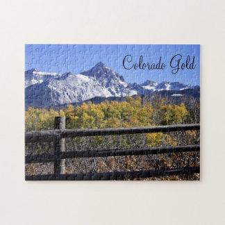 Colorado Gold Puzzle