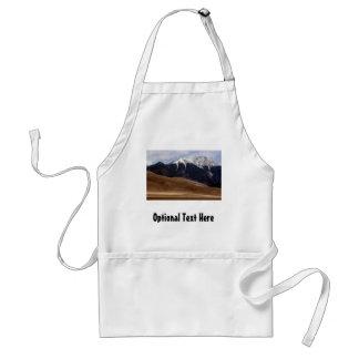 Colorado Great Sand Dunes National Park Souvenir Aprons