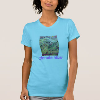 colorado hiker T-Shirt
