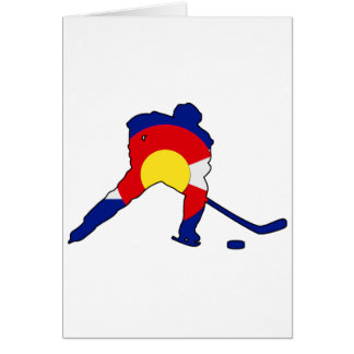 Colorado Hockey Player Card