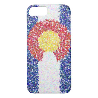 Colorado Impressionism Flag case
