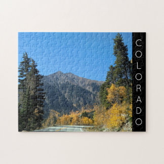 Colorado Independence Pass Puzzle