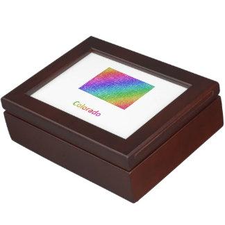 Colorado Keepsake Box
