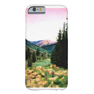 Colorado Landscape iPhone case Barely There iPhone 6 Case