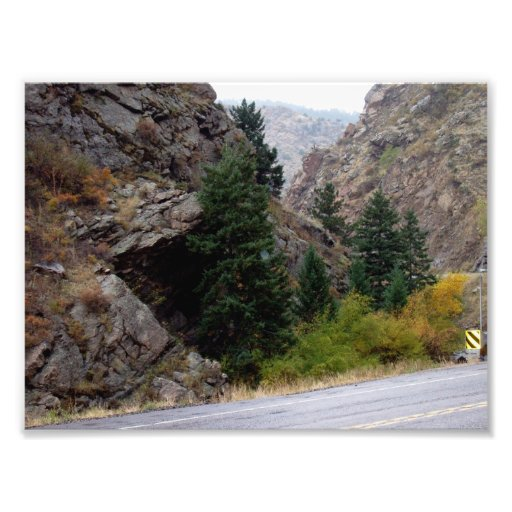 Colorado Landscape Works Photographic Print
