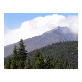 Colorado layers postcard
