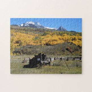 Colorado McClure Pass Jigsaw Puzzle