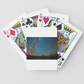 Colorado Milky Way Kinda Night Bicycle Playing Cards