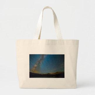 Colorado Milky Way Kinda Night Large Tote Bag