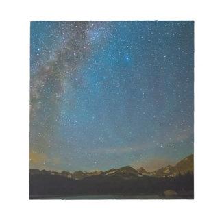 Colorado Milky Way Kinda Night Notepad