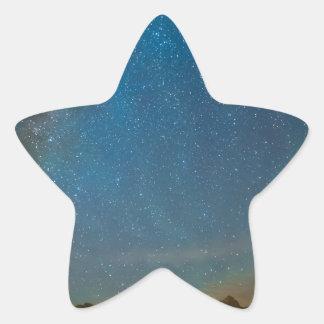 Colorado Milky Way Kinda Night Star Sticker