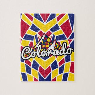 Colorado Mosaic Puzzles