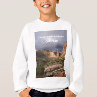 Colorado National Monument, CO Sweatshirt
