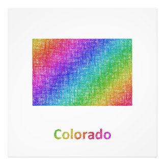 Colorado Photo Print