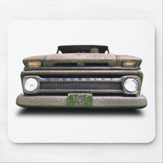 Colorado Pickup Truck Skull Toasted Autos Mousepad