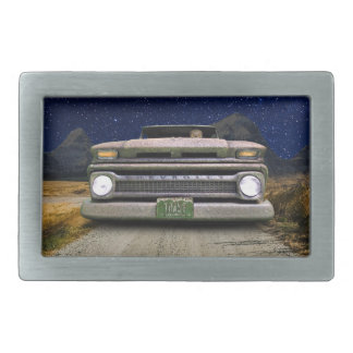 Colorado  Pickup Truck  Toasted Autos Belt Buckle