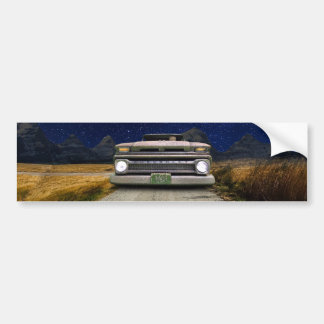 Colorado Pickup Truck Toasted Autos Bumper Sticker