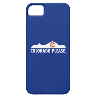 Colorado Please Case For The iPhone 5