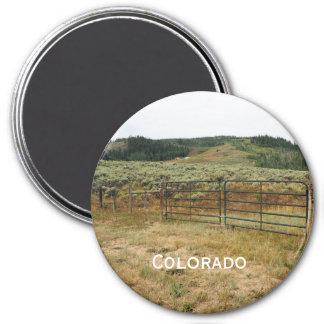 Colorado prairie magnet