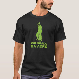 Colorado Ravers Logo Shirt
