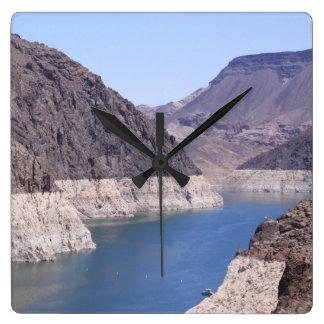 Colorado River Clock