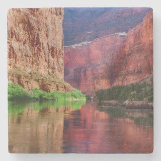 Colorado river in Grand Canyon, AZ Stone Coaster