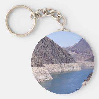 Colorado River Key Chain