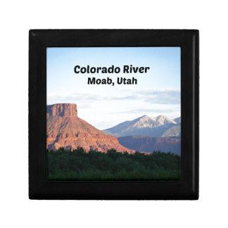 Colorado River, Moab, UT Gift Box
