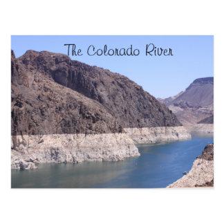 Colorado River Post Card