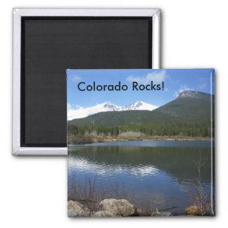 Colorado Rocks! Magnet