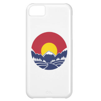 Colorado Rocky Mountain Emblem iPhone 5C Case