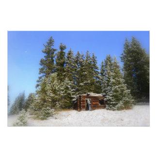 Colorado Rustic Cabin Photo